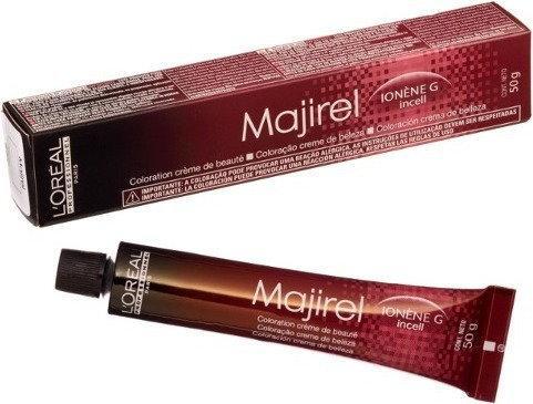 Loreal Majirel 9.23 Bardzo Jasny blond Opalizująco-Złocisty
