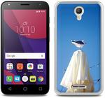 Alcatel Foto Case - Pixi 4 (5) 3G (5010) - etui na telefon Foto Case - mewa