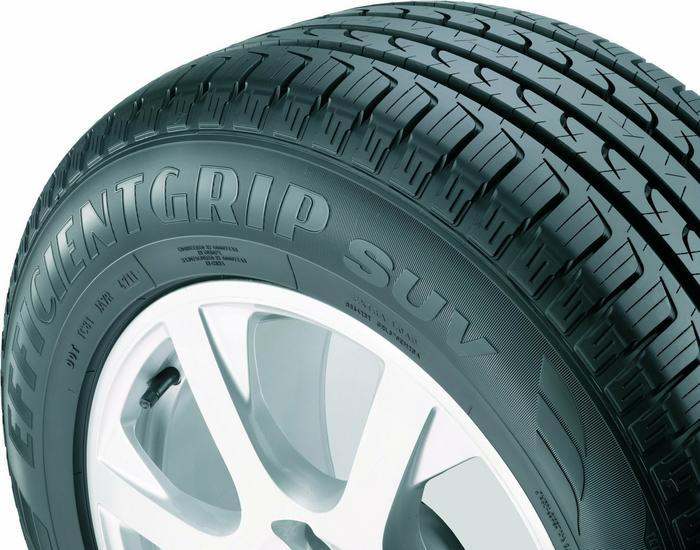 Goodyear EfficientGrip SUV 235/55R18 100 V