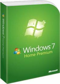Microsoft Windows 7 Home Premium Upgrade polski