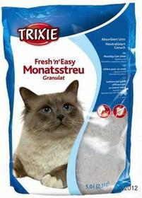Trixie FreshnEasy żwirek silikonowy granulowany - 5 l (ok. 2,3 kg)