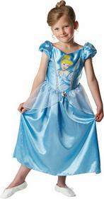 Disney KSIĘŻNICZKI KOPCIUSZEK Kostium KARNAWAŁOWY DLA DZIEWCZYNKI D0908