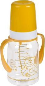 Canpol babies 11/821 Butelka Animals 120ml z uchwytami