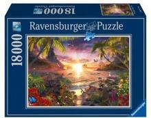 Ravensburger 18000 EL. Rajski Wschód Słońca WZRVBT0UN023308