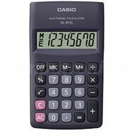 Casio HL-815L-BK-S