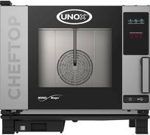 Unox Piec konwekcyjno-parowy 5xGN1/1 ChefTop One system myjący dotykowy ekran 9000560