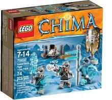 LEGO Chima Plemię Tygrysów Szablozębnych 70232