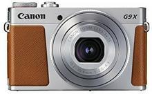 Canon PowerShot G9 X Mark II srebrno-brązowy