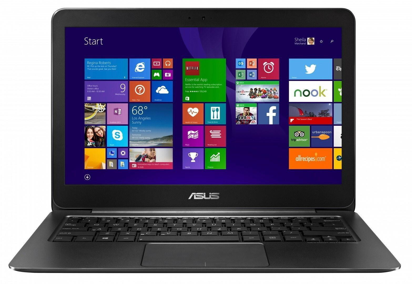 """Asus Zenbook UX305UA-FC041T 13,3"""", Core i7 2,5GHz, 8GB RAM (UX305UA-FC041T)"""