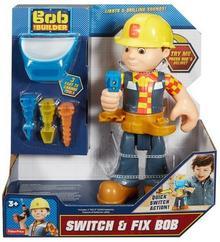 Fisher Price Bob Budowniczy Złota Rączka FFN18
