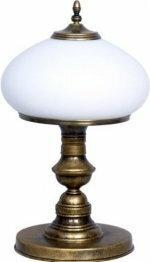 Aldex Lampa stołowa 1 pł. - Patyna VII - 493B