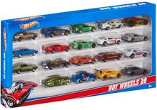 Mattel Dwudziestopak autek H7045