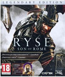 Ryse Legendary Xbox One