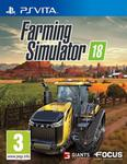 Farming Simulator 18 PS Vita
