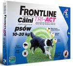 Frontline Tri-Act M 10-20kg pipeta 3 x 2ml)