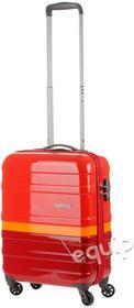 American Tourister walizka kabinowa Pasadena - pomarańczowy/red