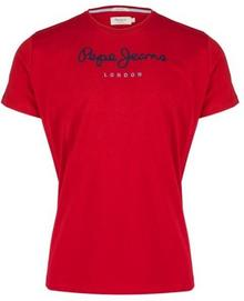 Pepe Jeans T-Shirt Eggo Red