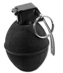 MadBull Mad Bull Generator dźwiękowy Powder Shot - black (5936) SP