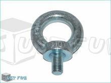 Just Fun Oczko metalowe M10x28 mm cynkowane