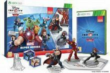 Marvel Super Heroes Avengers Starter Pack Xbox 360