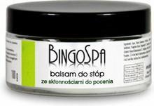 Bingo Spa Balsam do nóg i stóp ze skłonnościami do pocenia 100g