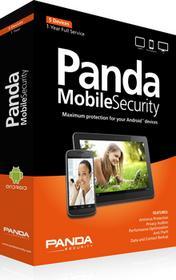Panda Mobile Security (1 stan. / 1 rok) - Nowa licencja