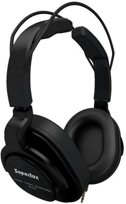 Superlux HD661 czarne