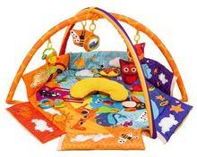 KinderKraft Mata edukacyjna Animals Planet