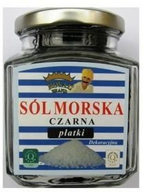 Royal Brand Sól morska cypryjska czarna 120 g