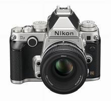 Nikon DF + 50mm kit srebrny
