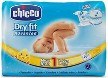 Chicco Newborn 27szt 2-5kg) pieluszki jednorazowe 07170.00