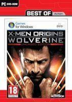 X-Men Origins Wolverine Uncaged Edition Best of Action PC