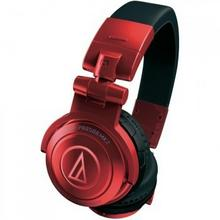 Audio-Technica ATH-PRO500 MKII RD czerwone
