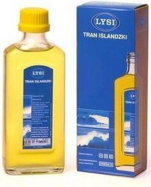 Merck Tran Lysi islandzki 240 ml