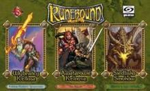 Galakta Runebound - Awatarowie Kelnova