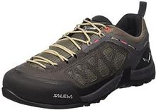Salewa Buty trekkingowe dla mężczyzn, kolor: czarny, rozmiar: 43 B01MR9IRWI