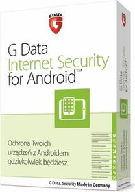 GData Internet Security Android (1 rok)