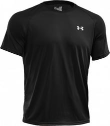 Under Armour koszulka termoaktywna Sonic Compression HeatGear Tech Tee Black K/R