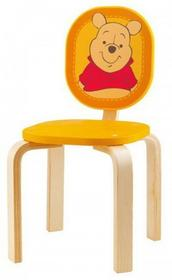 Sevi Drewniane krzesełko, Kubuś Puchatek - 82692
