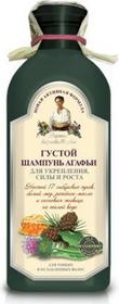 Pierwoje Reszenie Rosja Babuszka Agafia Szampon gęsty wzmacniający do włosów cienkich i łamliwych 350ml