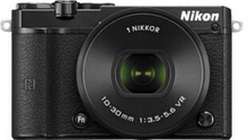 Nikon1 J5 + 10-30 kit czarny