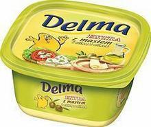 Delma Extra margaryna z masłem i oliwą z oliwek 500g 8712566148684