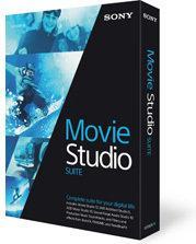Sony Movie Studio Suite 13 - Nowa licencja
