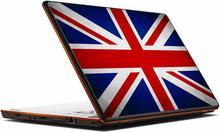 Oklejaj Naklejka na laptopa - Flaga Wielkiej Brytanii