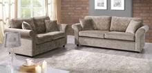 Top-Line Sofa Classic Living z dębową nogą 2CL02-222/11-221/11