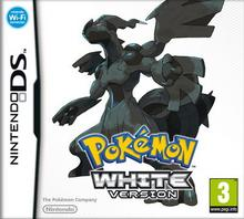 Pokemon White NDS