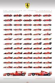 Ferrari F1 (Evolution) - Plakat