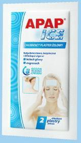 US Pharmacia APAP ICE Plaster chłodzący 2 szt.