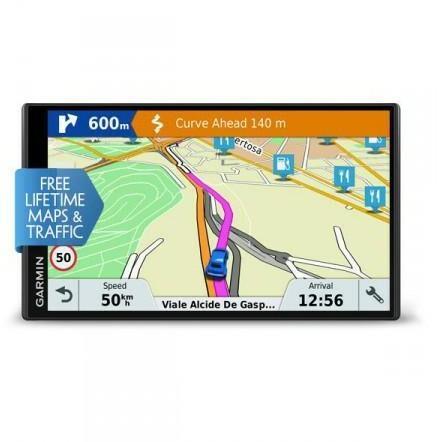 Garmin DRIVE Smart 61 LMT-S EU
