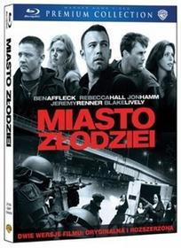 Miasto złodziei Premium Collection Blu-Ray)